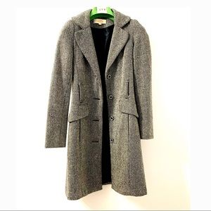 Costa Blanca Jackets & Coats - Costa Blanca Grey Full Jacket